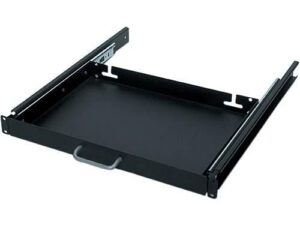 "Keyboard Drawer Black 17"" AR8126ABLK"