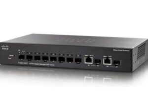 Switch Cisco SG300-10SFP-K9-EU