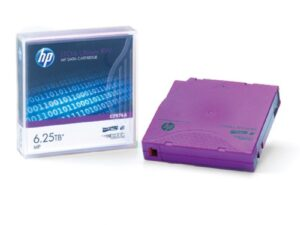 Cartridge HPE LTO 6 Ultrium 6.25TB C7976A