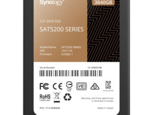 Ổ cứng Synology SAT5200-3840G