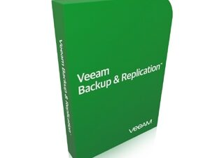 Phần mềm Veeam Backup & Replication Enterprise Plus License 1 Year Subscription Upfront Billing & Production (24/7) Support